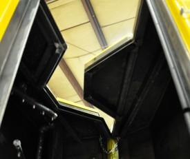 Clamshell Doors