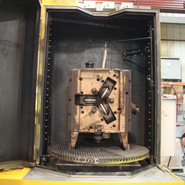 3-D Oscillating Manifold System