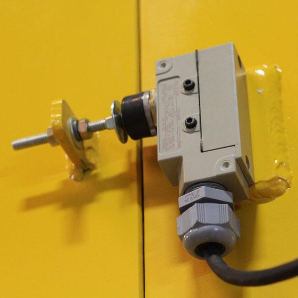 Door Safety Interlock